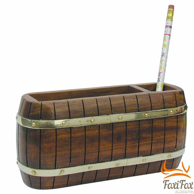 Деревянная подставка для ручек и карандашей - FOXI-FOX.COM онлайн маркет подарков в Харькове
