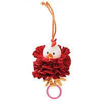 """Lilliputiens - Танцующая игрушка с кольцом """"Курочка Офелия"""", фото 1"""