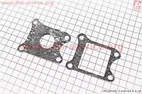 Прокладка клапана лепесткового на скутер Honda DIO 50 сс AF34/35