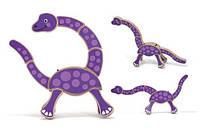 "Головоломка ""Динозавр"", Melissa&Doug"