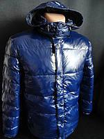 Мужские осенние куртки с капюшоном
