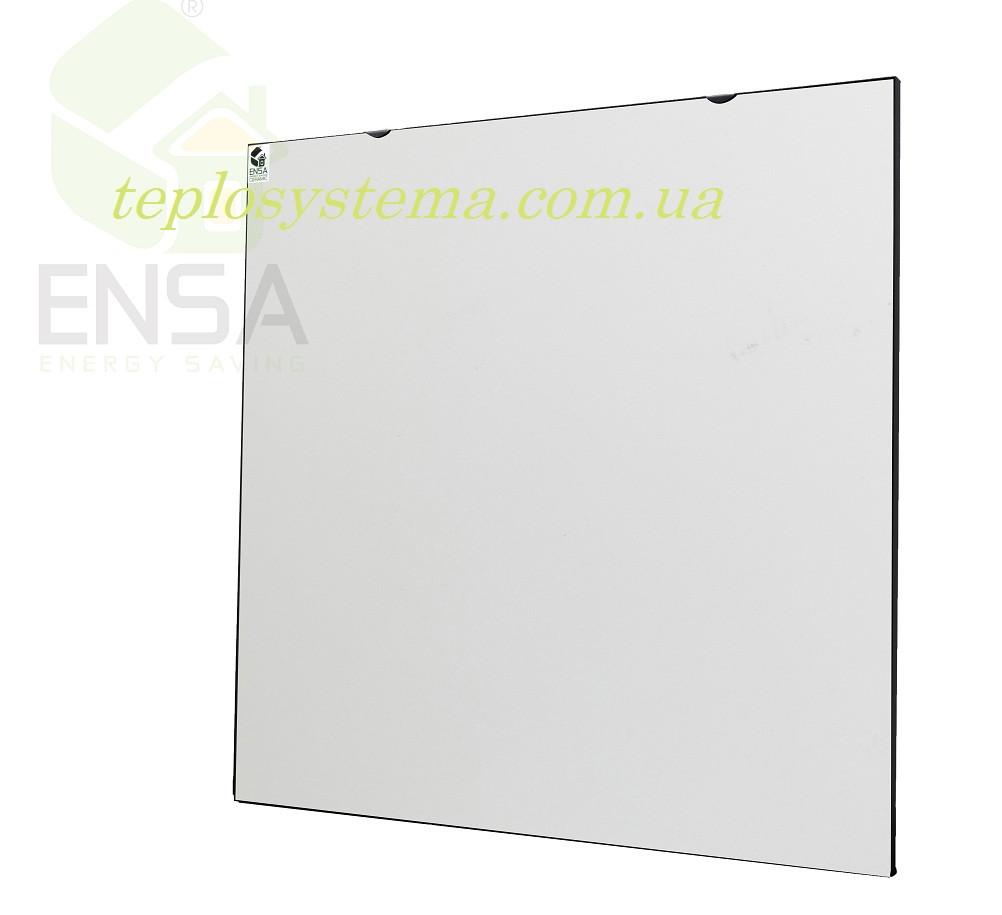 Инфракрасный керамический обогреватель - электрическая тепловая панель ENSA КЕРАМИК CR 500 W (белый) Украина