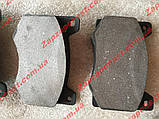 Колодки тормозные передние Москвич 412 2140 NRD № 392, фото 2