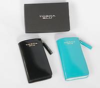 Ключница кожаная Tosca Blu