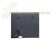 Инфракрасный керамический обогреватель - электрическая тепловая панель ENSA КЕРАМИК CR 500 B (черный) Украина, фото 3