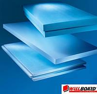 Экструдированный пенополистирол XPS WALLBOARD 1180х580х40 (0,27376 м3/10 плит)