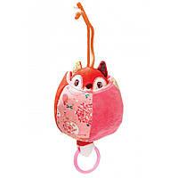 "Lilliputiens - Танцующая игрушка с кольцом ""Лисичка Алиса"", фото 1"