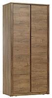 Распашной щкаф 2-х дверный, ширина 90 см