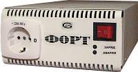 Бесперебойник ФОРТ 600 - ИБП (12В, 400/600Вт) - инвертор с чистой синусоидой