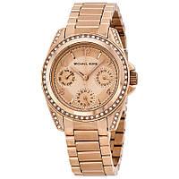 Часы Michael Kors Blair Multi-Function Rose Gold-tone MK5613