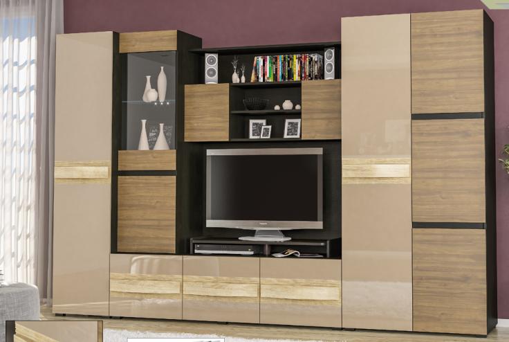 гостиная современная гламур мебель сервис цена 10 334 грн купить