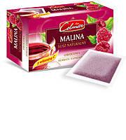 Чай черный Celmar Exspresowa Малина, 20 пак
