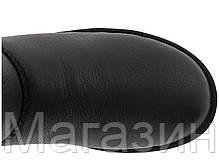 Мужские угги UGG Australia Classic Short Metallic Black (Угги Австралия) с пропиткой черные, фото 2