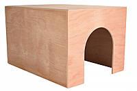 Trixie (Трикси) Wooden House Домик из дерева для кроликов 23 × 19 × 31 см