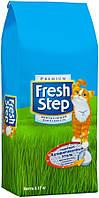 FRESH STEP (Фреш Степ) наполнитель впитывающий - 3,17 кг