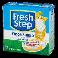 FRESH STEP ФРЕШ СТЕП Odor Shield, без запаха, 6,34 кг