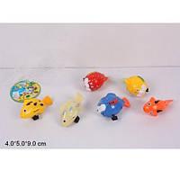 Водоплавающая-заводная морская игрушка