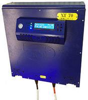 Бесперебойник ФОРТ ХТ100 - ИБП Смарт для Солнце-Ветер (24В, 8,0/10,0кВт) - инвертор с чистой синусоидой