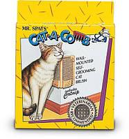 Груминг - чесалка угловая для кошек и котов