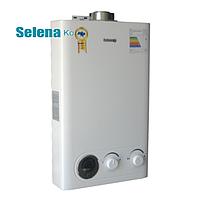 Газовая турбированная колонка  Selena SE 3