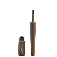 Пудра-тени для бровей Aden Eyebrow Loose Powder (светло-коричневая) № 01