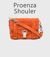Proenza Shouler PS1 Mini – обзор женской сумочки через плечо из новой коллекции 2016-го года