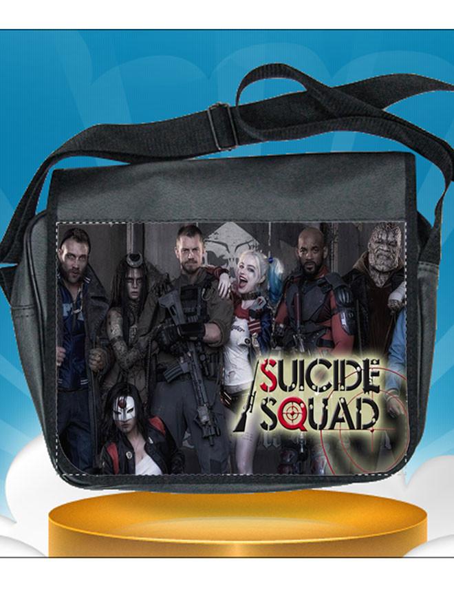 Сумка Отряд самоубийц/ Suicide squad