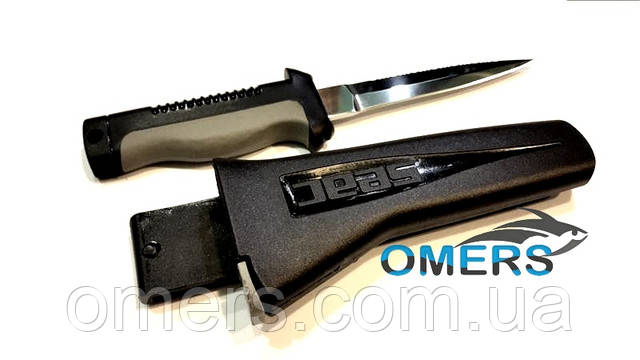 Нож Seac Sub WANTED DAGA для подводной охоты