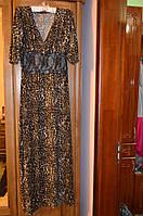 Длинное вечернее платье, платье в пол