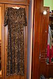 Длинное вечернее платье, платье в пол, фото 3