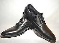 Кожаные мужские туфли, Тр-310
