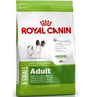Корм Royal Canine x-small Adult  для для взрослых собак мелких пород