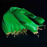 Лента зеленая 25 мм