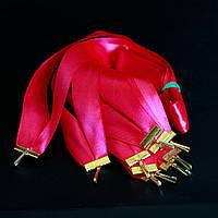 Лента розовая 25 мм