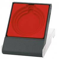 Коробка для медали (красный),  диаметр 50, 60, 70 мм.