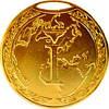 Медаль MA 195 Золото