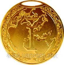 Медаль MA 195 Золото, фото 1