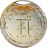 Медаль MA 195 Серебро