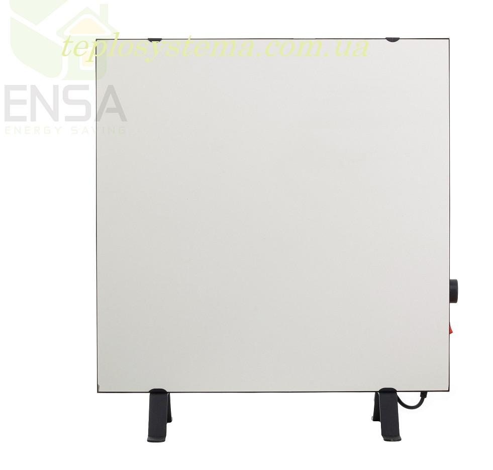 Инфракрасный керамический обогреватель - электрическая тепловая панель ENSA КЕРАМИК CR 500 TW (белый) Украина