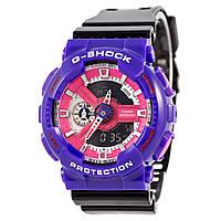 Часы  G-Shock - GA-110, стальной бокс, разноцветный, фото 1