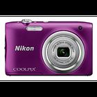 Цифровая фотокамера Nikon Coolpix A100 Purple, фото 2