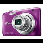 Цифровая фотокамера Nikon Coolpix A100 Purple, фото 3