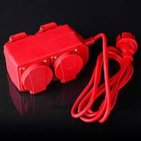 Удлинитель в стиле Loft Industrial [ RED ], фото 1