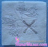 Полотенце для крещения, крыжма, фото 1
