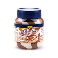 Шоколадно-молочный крем  DUO KRUGER, 350 гр