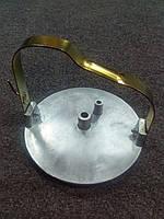 Крышка алюминиевая на доильное ведро 18-20 л