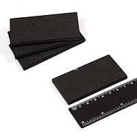 Пластины графитовые (композитные) 80х40х5 мм для доильного аппарата УИД Брацлав