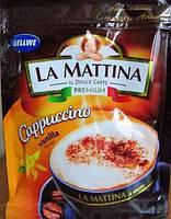 Кофейный напиток Капучино La Mattina ванильный,100 гр