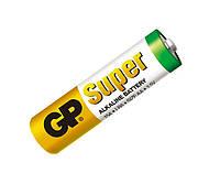 Батарейка щелочная, Alkaline AA GP Super 1.5V
