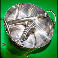 Дистиллятор открытый 21 литр. Нержавейка